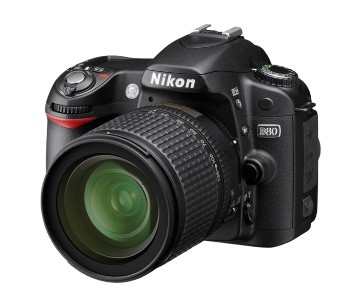 Economic Research: Nikon D80