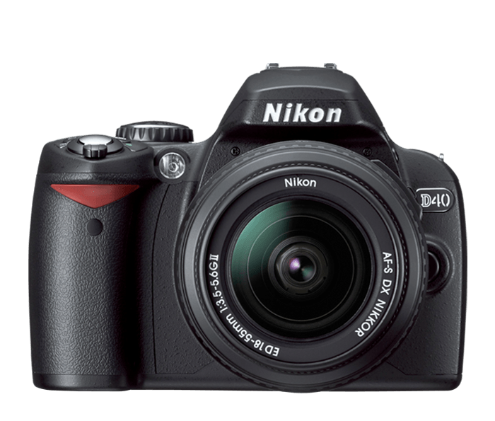 D40 From Nikon
