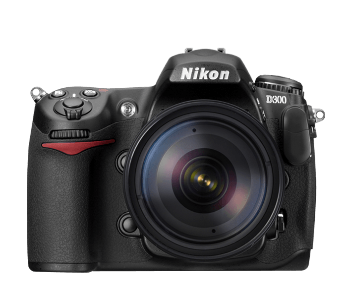 D300 from Nikon