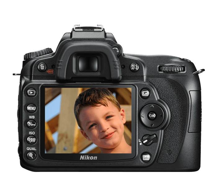 how to take pictures nikon d90 camera