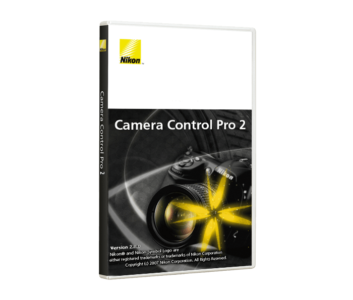 Nikon Camera Control Pro 2 for Mac