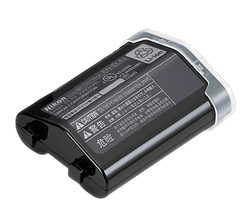 EN-EL4a Rechargeable Li-ion Battery