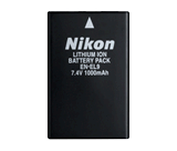EN-EL9 Rechargeable Li-ion Battery 25353