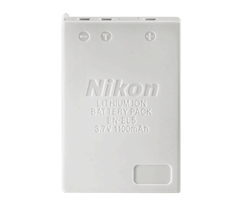 EN-EL5 Rechargeable Li-ion Battery
