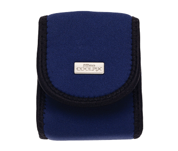 COOLPIX Neoprene Blue Case