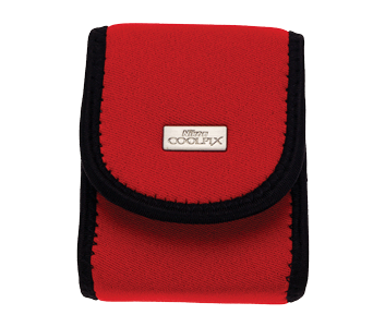 COOLPIX Neoprene Red Case9618