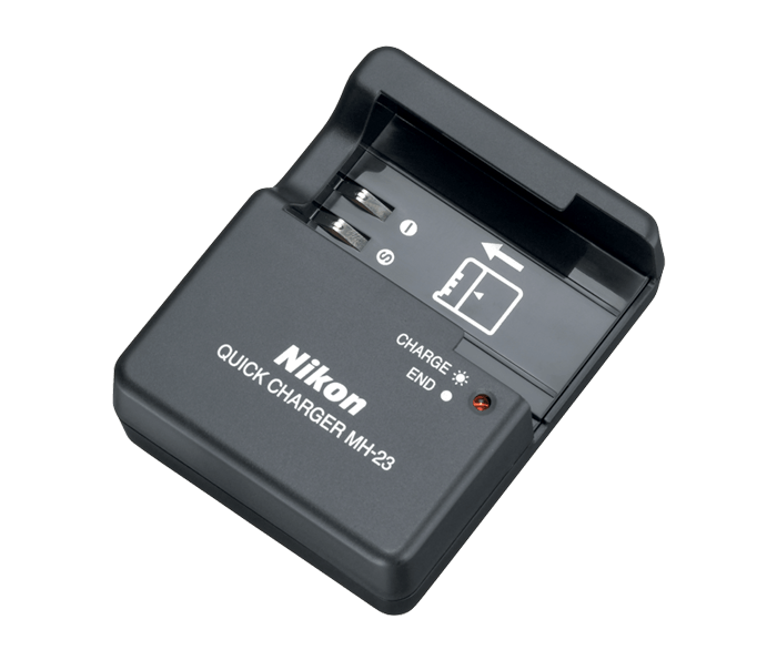 Mh 23 Quick Charger From Nikon
