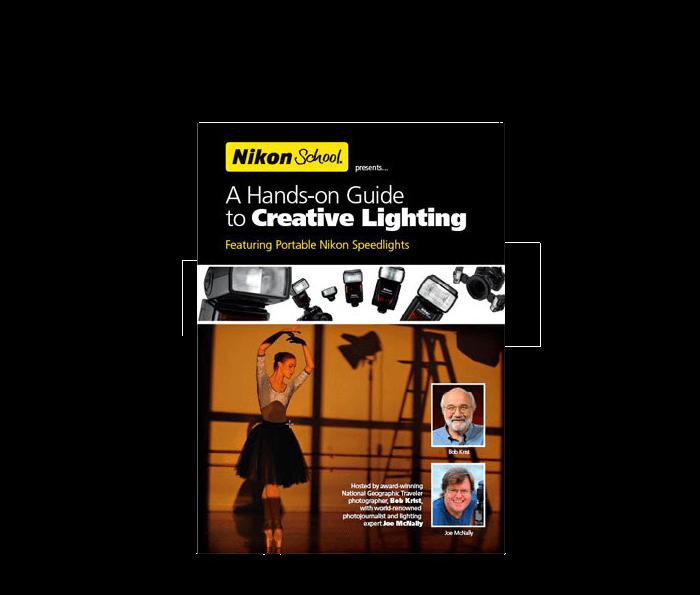 Studio Lighting Course: Nikon School Lessons & Courses