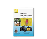 Fast, Fun & Easy IV Featuring the Nikon D3000 D-SLR 11549