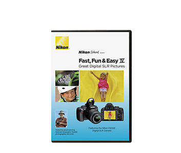 Fast, Fun & Easy IV Featuring the Nikon D3000 D-SLR11549