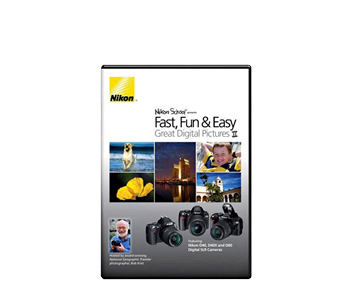 Fast, Fun & Easy: Great Digital Pictures DVD II