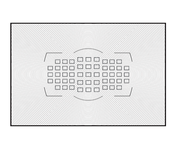 Type B Focusing Screen