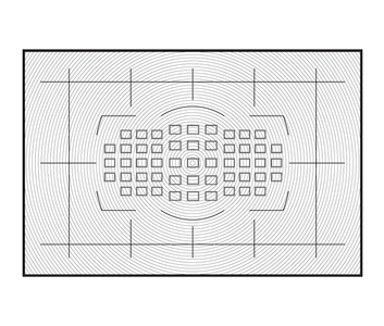Type E Focusing Screen