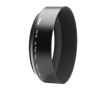 HN-34 Hood for 77mm Circular Polarizing Filter4688