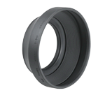 HR-2 Screw-on Rubber Lens Hood 538