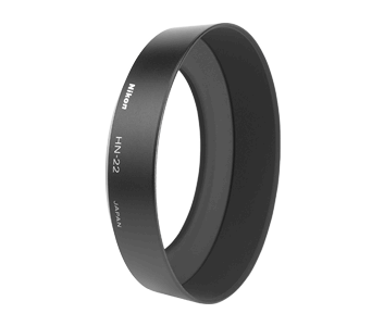 HN-22 Screw-On Lens Hood