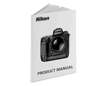COOLPIX P90 Camera Manual