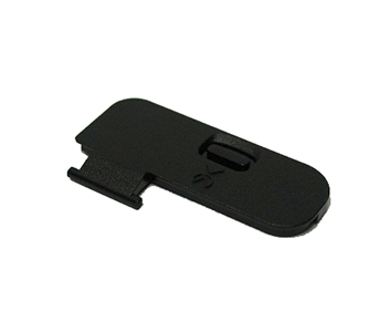 Photo of D3300 Battery Cover Unit Black