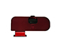 option for D3300 Battery Cover Unit Red