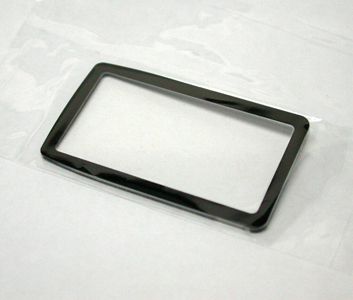 Photo of D90 LCD Window