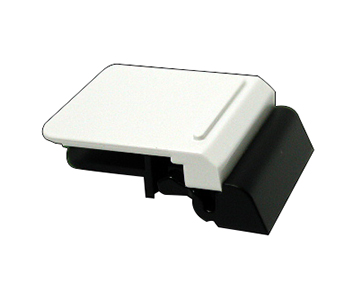 Photo of White Multi-Access Port Cover
