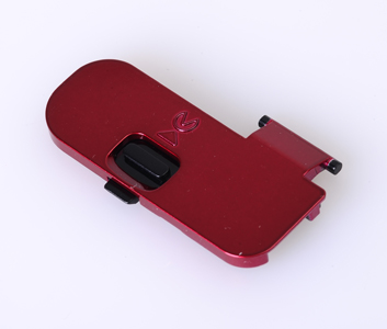 Photo of D3200 Battery Cover Unit Red