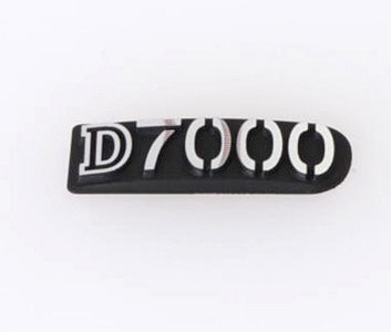 Photo of D7000 Name Plate Bundle