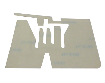 Photo of P600 FRONT GRIP DOUBLE STICK TAPE