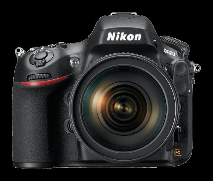 Niken D800