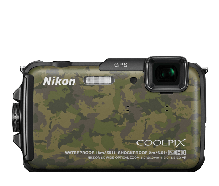 COOLPIX AW110 Camouflage
