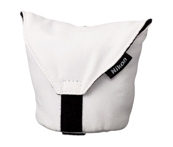 CL-N101 White Soft Lens Case