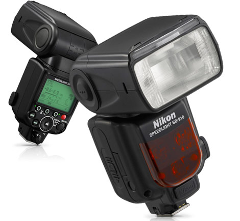 New Nikon Speedlight SB-910