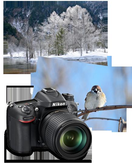 Nikon D7100 18-105mm VR Lens Kit
