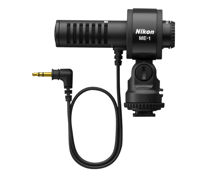 Me 1 Stereo Microphone From Nikon