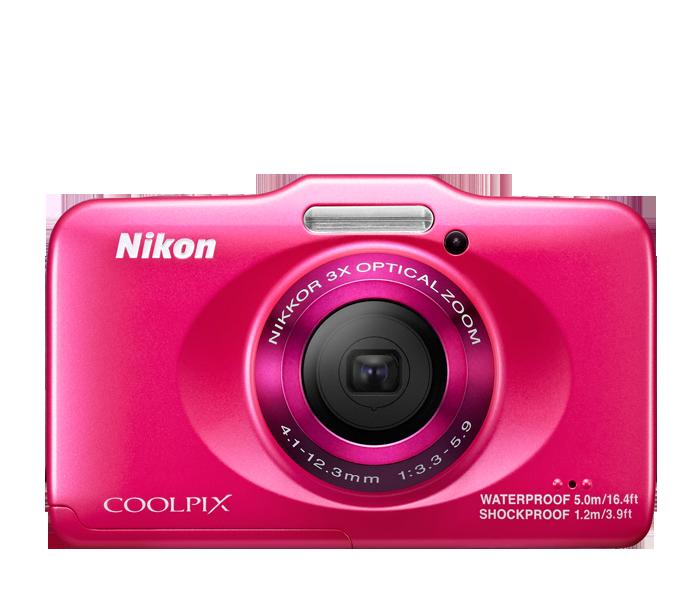 COOLPIX S31 Pink