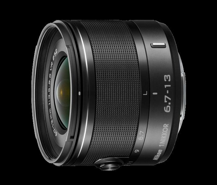 1 NIKKOR 6.7-13mm f/3.5-5.6 VR