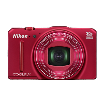 The COOLPIX S9700 from Nikon