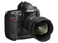 The Nikon D3S Is Presented With The Best Of What's New 2010 Award By Popular Science Magazine In The Gadgets Category