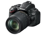 The Versatile New Nikon D5100 D-SLR Offers A New Perspective On Creativity