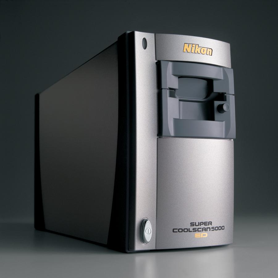 Driver software for 5000 ED scanner