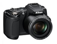 Nikon Breaks The Zoom Barrier With A Trio Of New COOLPIX Cameras, Including The New COOLPIX P500 With A Vast 36x Zoom