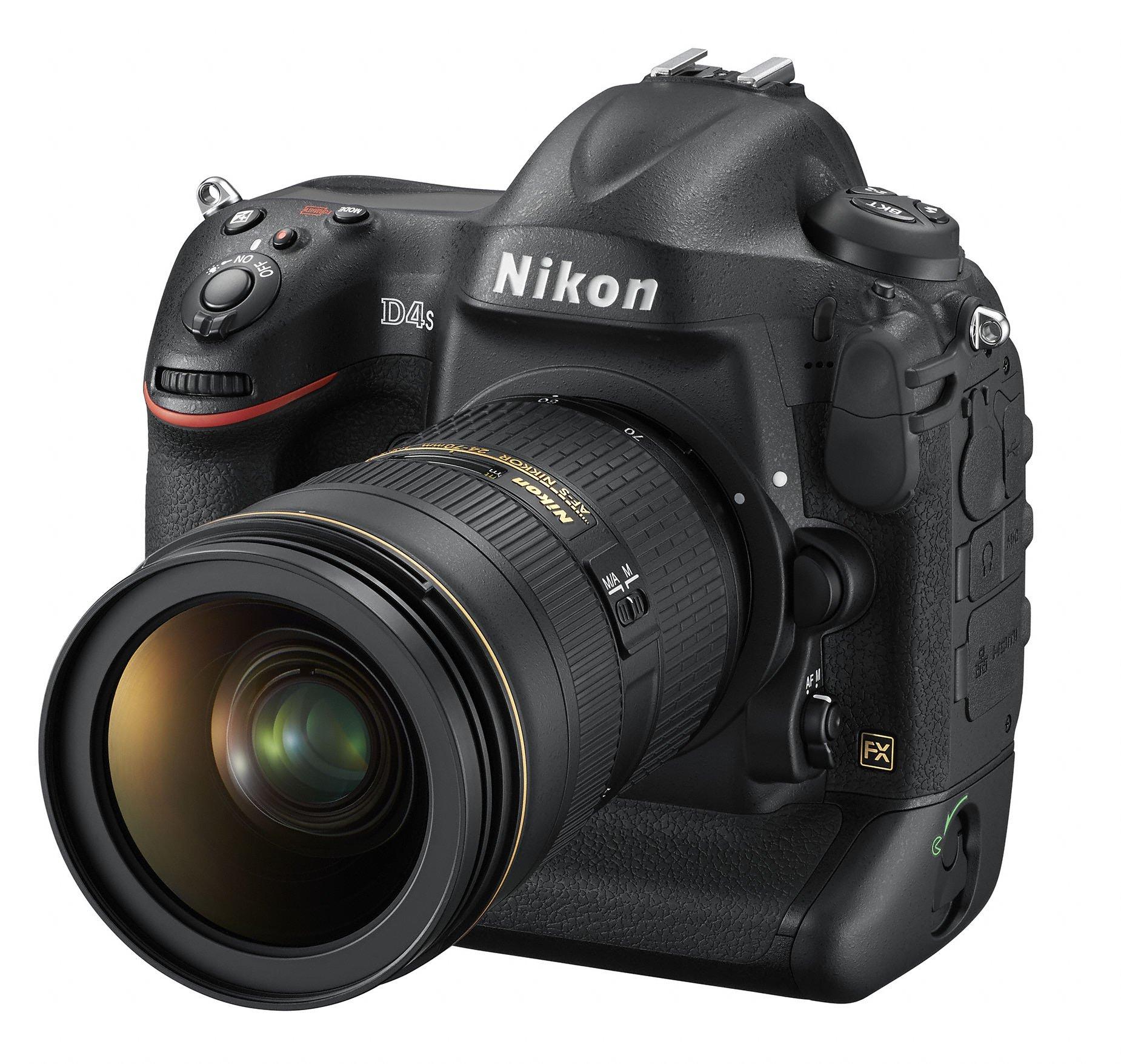 Driver for Nikon D4 Camera