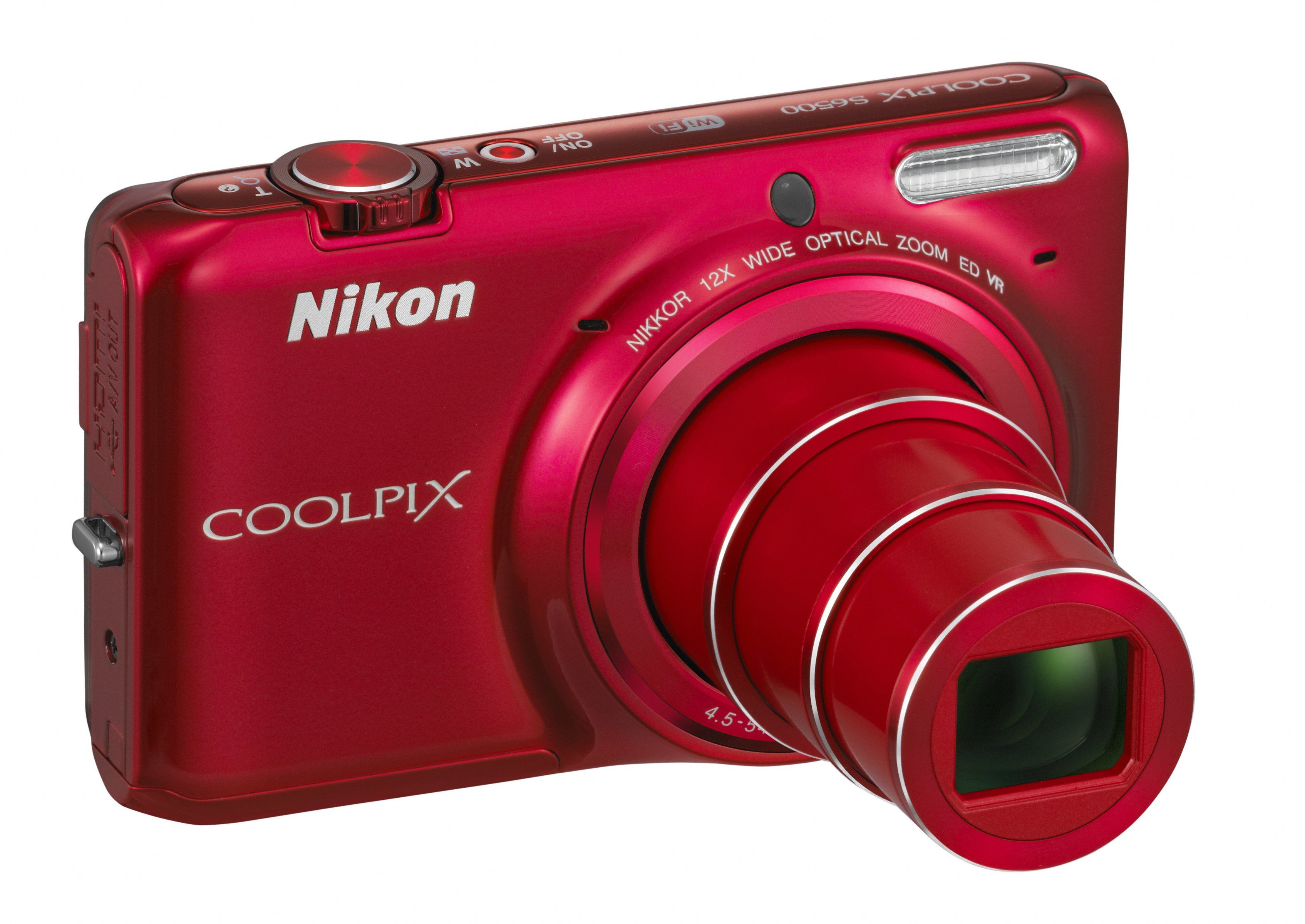 Nikon outs Coolpix S6500 with WiFi, new beauty touch-ups (update ...