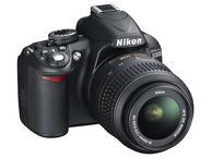 The New Nikon D3100 D-SLR Empowers And Inspires Users As The Simple Solution To Stunning Pictures And Amazing HD Video