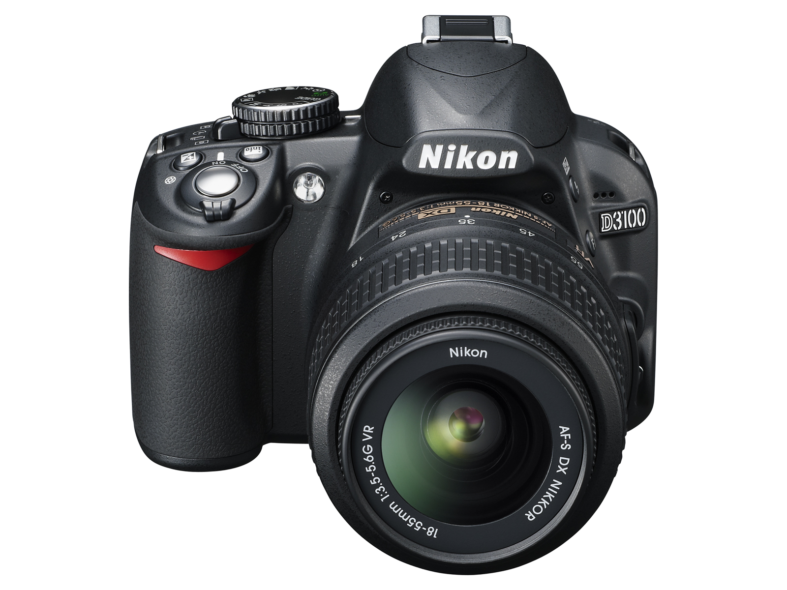 The New Nikon D3100 D-SLR Empowers And Inspires Users As The