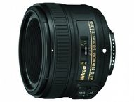 Evolution Of The Classic: The New AF-S NIKKOR 50mm F/1.8G Lens