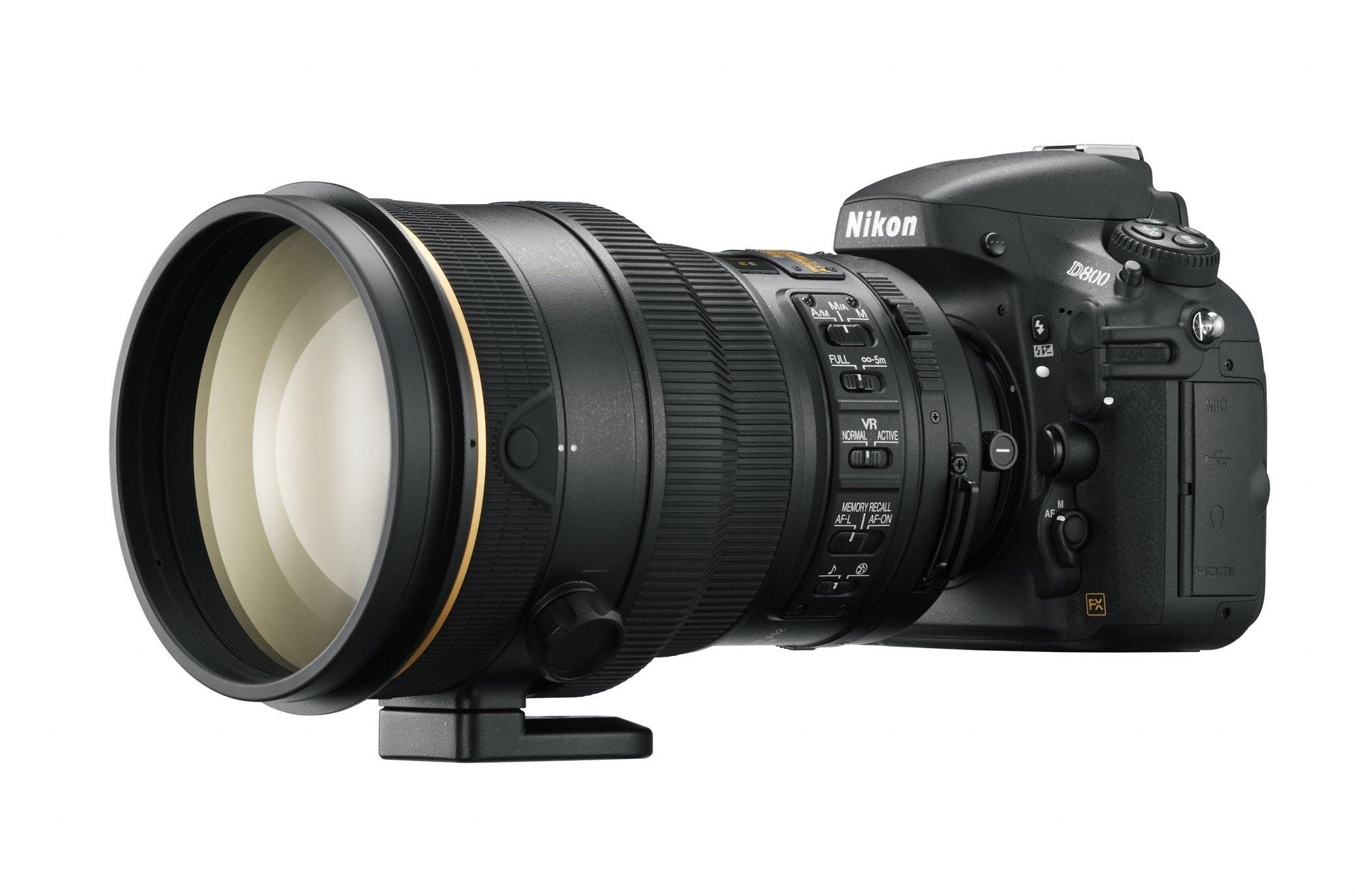Nikon Establishes Hollywood Video Credentials As The D800 Lands Camera Lens Parts Diagram Related Keywords Images