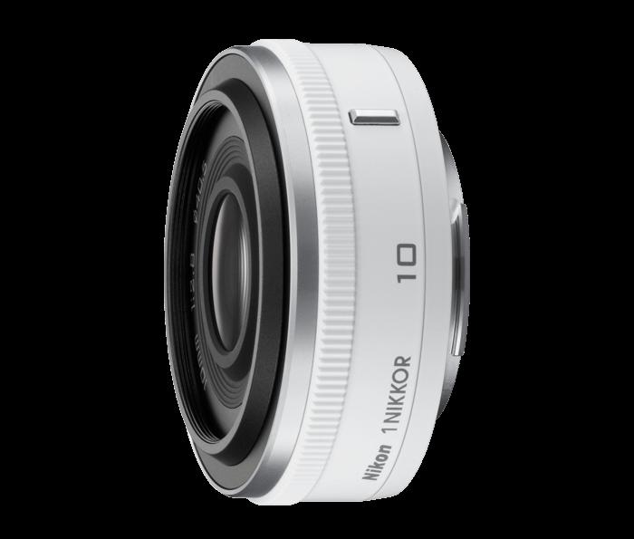 1 NIKKOR 10mm f/2.8 White