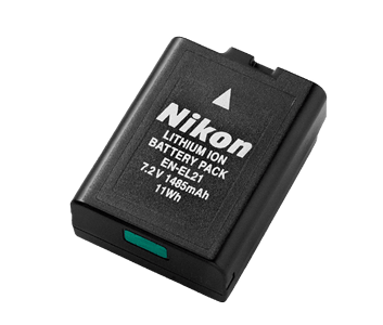 EN-EL21 Rechargeable Li-ion Battery3724