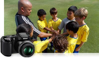 Nikon Coolpix L320 Digital Camera